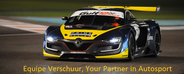 Equipe Verschuur, Your Partner in Autosport