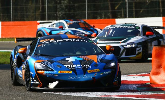 GT4 European Series 2018 - Zolder